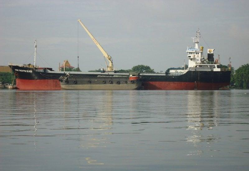 14 thuyền viên người Việt trên tàu bị chìm ở Myanmar được cứu sống 1
