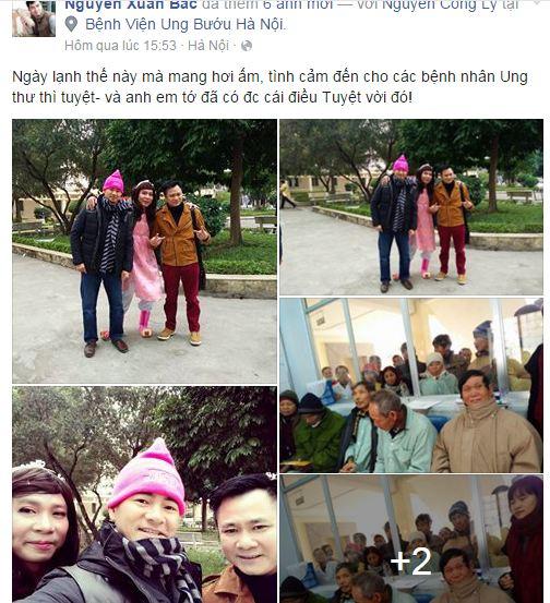 Facebook sao Việt: Phan Hiển thích thú cho con ăn dặm buổi đầu tiên 12