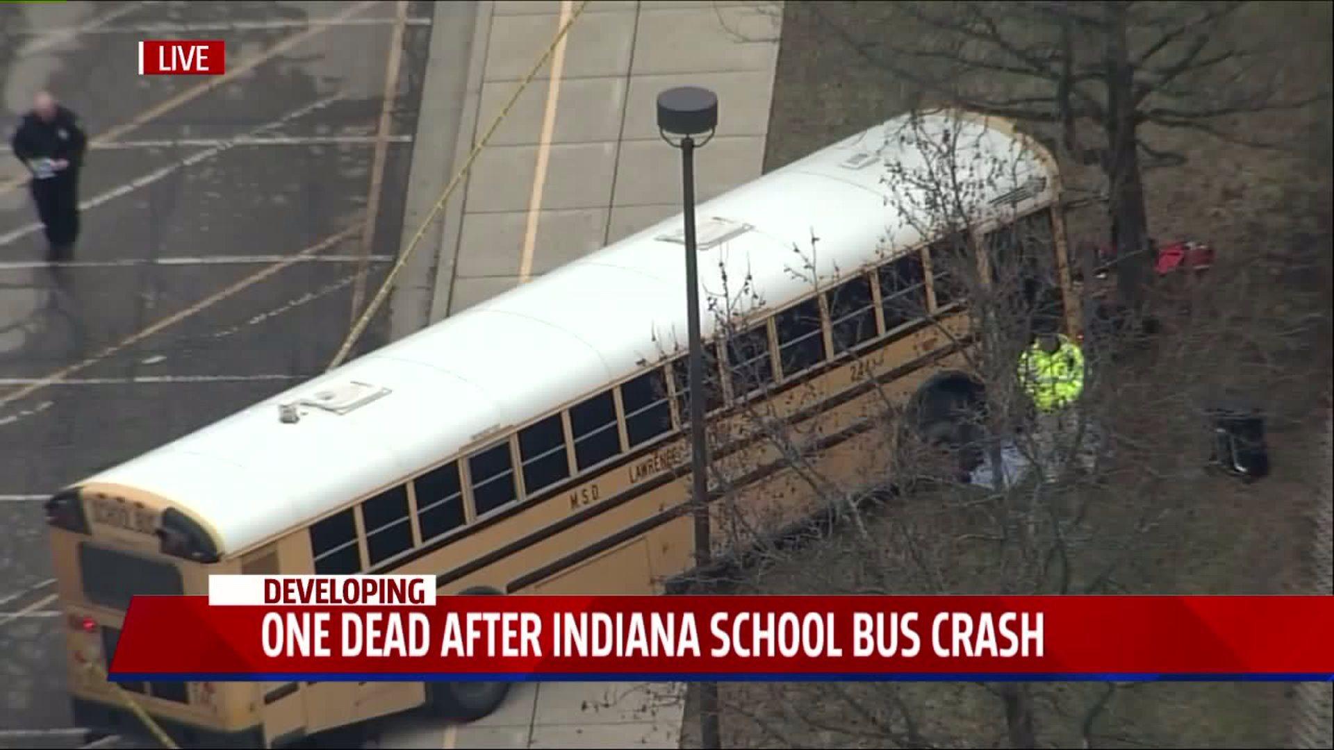 Hiệu trưởng bị xe bus đâm chết khi cứu học sinh ở Indiana, Mỹ 2