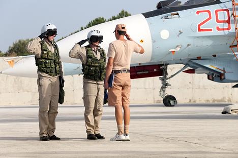 Thực hư việc Nga, Mỹ xây thêm căn cứ quân sự ở Syria 2