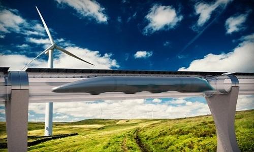 Quá trình hoạt động của tàu siêu tốc 1.200 km/h sắp thành hiện thực 1