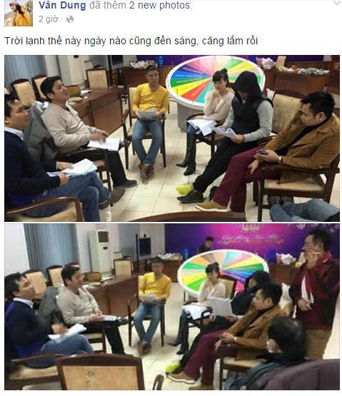 Facebook sao Việt: Kim Hiền chia sẻ hạnh phúc giản dị của cả gia đình 9