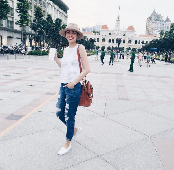 Ngắm bộ sưu tập túi hàng hiệu của Hà Tăng 2