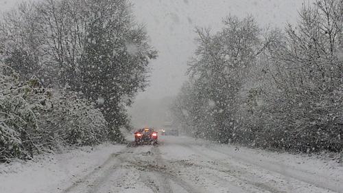 10 điều cần nhớ khi lái xe trời mưa tuyết 3