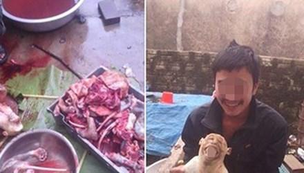 Thanh niên khoe ảnh giết khỉ lên Facebook bị phạt hơn 5 triệu đồng 1