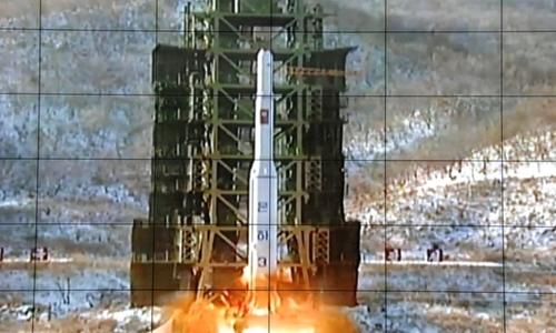Triều Tiên có thể phóng tên lửa tầm xa trong tuần tới 1