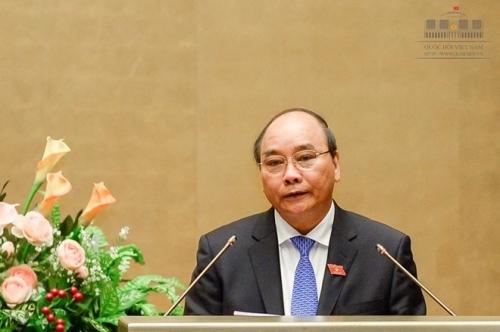 Chân dung ông Nguyễn Xuân Phúc - Ủy viên Bộ Chính trị khóa 12 1