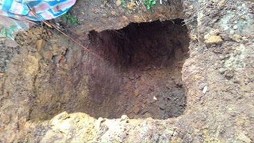 Chuyện lạ ở Hà Nội: 2 tháng trắng đêm đào hầm sang nhà hàng xóm 1