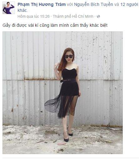 Facebook sao Việt: Ngọc Quyên khoe hình ảnh con trai mặc áo lính 6