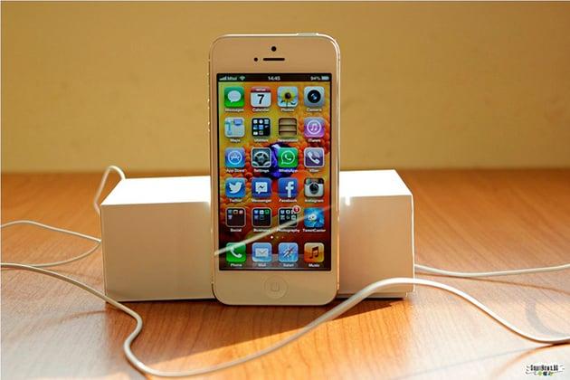 Hình ảnh iPhone cũ đắt hàng dịp cận Tết: tiềm ẩn nhiều rủi ro số 1