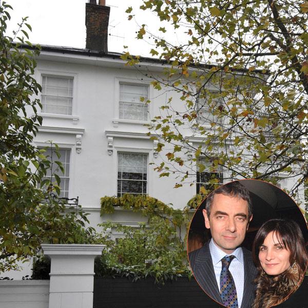 Mr Bean và bạn gái mới dọn về sống chung ngay sau khi ly hôn 3