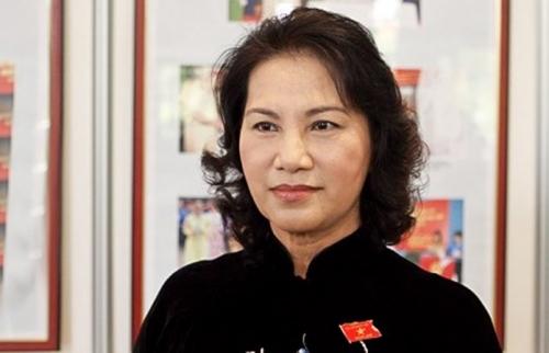Chân dung bà Nguyễn Thị Kim Ngân - Ủy viên Bộ Chính trị khóa 12 1