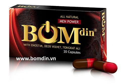 """Vì sao BOMdin – """"Vũ khí bí mật của quý ông"""" liên tiếp cháy hàng? 1"""