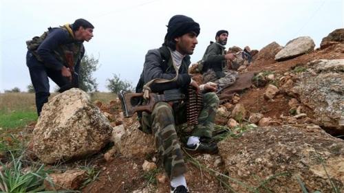 Syria: 2 nhóm đối lập lớn nhất mâu thuẫn, chuẩn bị nổ súng 1