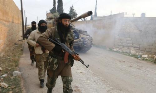 Syria: 2 nhóm đối lập lớn nhất mâu thuẫn, chuẩn bị nổ súng 2