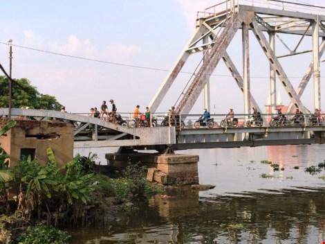 Đi câu cá, phát hiện thi thể một phụ nữ nổi trên sông Sài Gòn 1