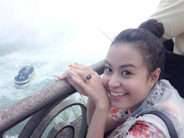 Những mỹ nhân có khuôn mặt mộc đẹp nhất showbiz Việt 4