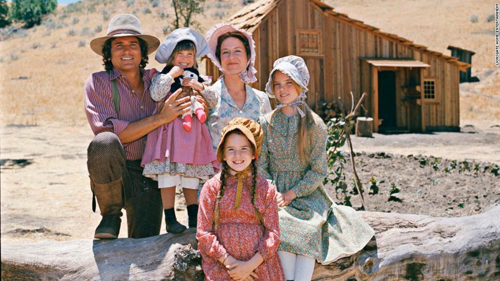 """Sự thật về căn bệnh của cô gái mù trong """"Ngôi nhà nhỏ trên thảo nguyên"""" 1"""