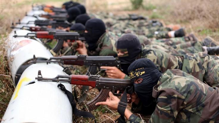 10 nhóm khủng bố đáng sợ nhất trên thế giới (P1) 4