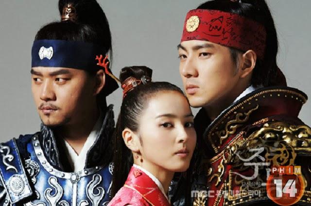 Những bộ phim cổ trang Hàn Quốc từng dậy sóng một thời 4