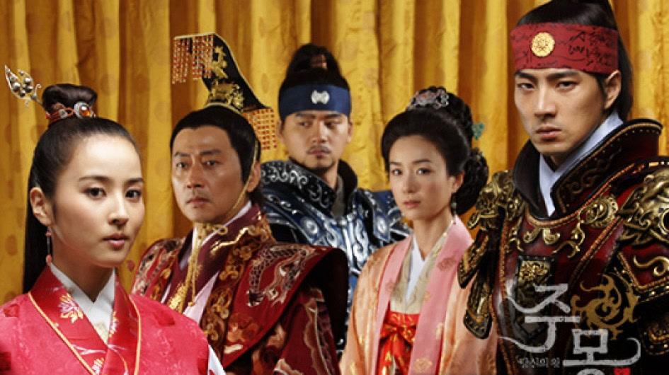 Những bộ phim cổ trang Hàn Quốc từng dậy sóng một thời 3