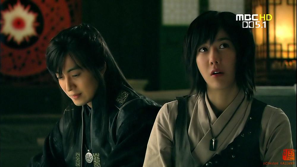 Những bộ phim cổ trang Hàn Quốc từng dậy sóng một thời 6