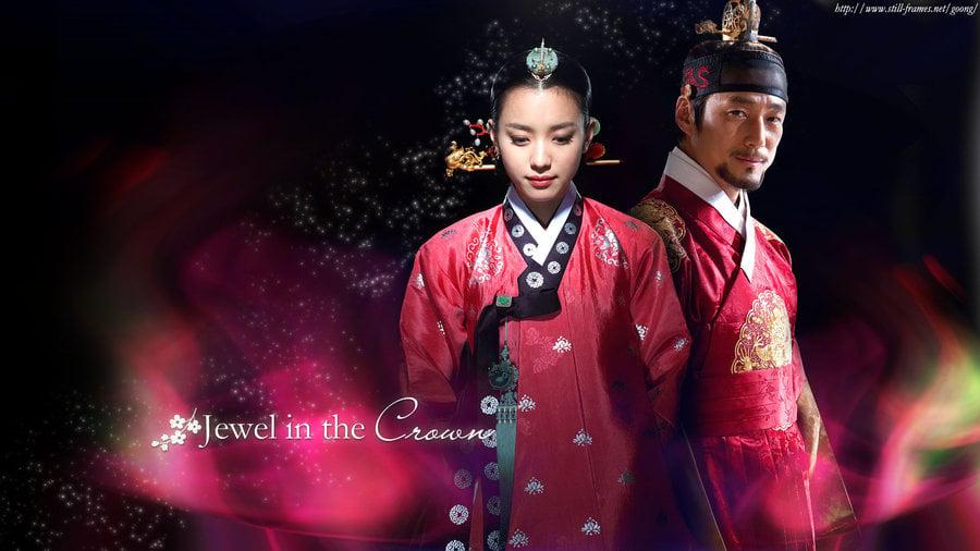 Những bộ phim cổ trang Hàn Quốc từng dậy sóng một thời 12