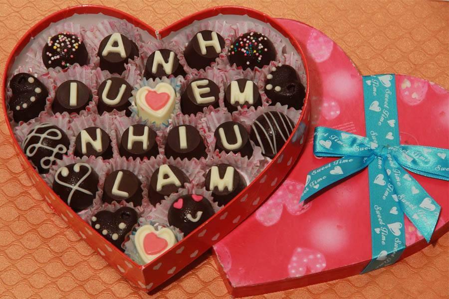 Những món quà ý nghĩa trong ngày Valentine 1