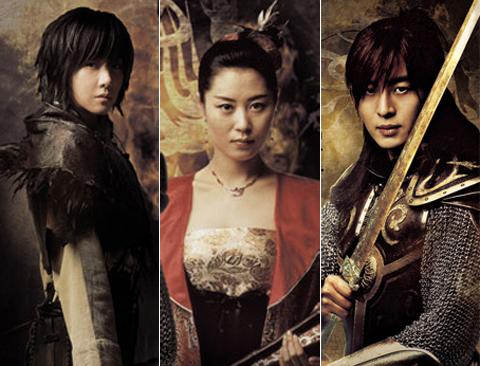 Những bộ phim cổ trang Hàn Quốc từng dậy sóng một thời 5