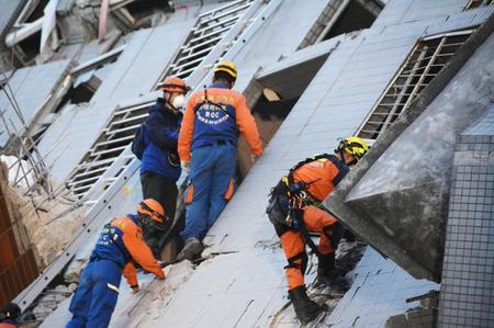 Động đất Đài Loan: Ít nhất 11 người chết 3