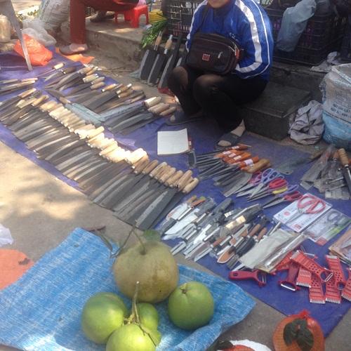 Hình ảnh chợ quê ngày giáp Tết 10