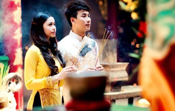 Giải trí - Bốn ngôi chùa cầu duyên nổi tiếng ở Việt Nam