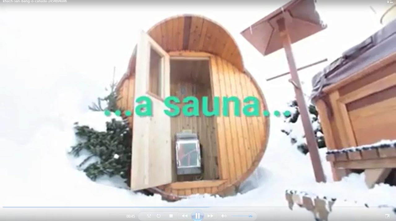Hình ảnh Hơn 4 triệu đồng một đêm nghỉ dưỡng tại khách sạn băng Canada số 2