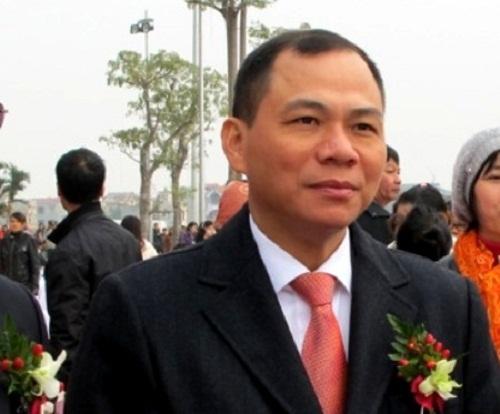 Những đại gia Việt tuổi Thân