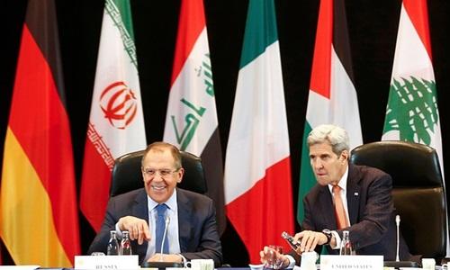 Đã đạt được thỏa thuận ngừng bắn tạm thời ở Syria  1
