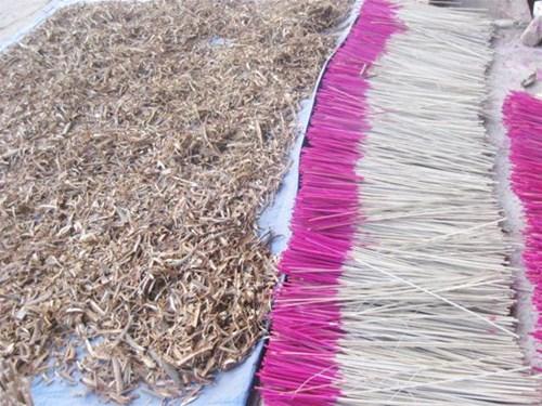 Kiếm 30 triệu sau mỗi vụ sản xuất hương trầm xứ Nghệ 3