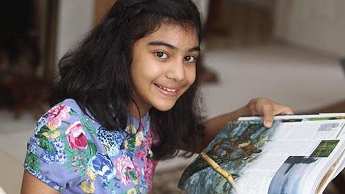 Giáo dục - Những cô bé có chỉ số IQ cao hơn cả Einstein