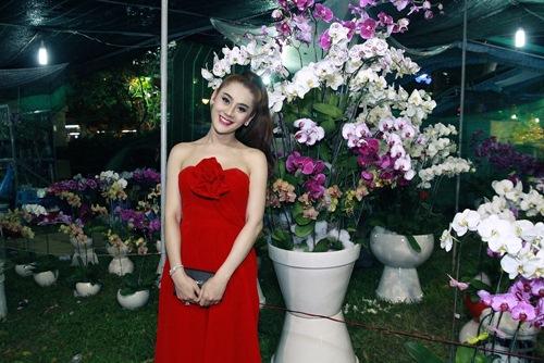 """""""Công chúa"""" Lâm Chi Khanh yêu kiều đón xuân 2"""
