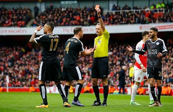 Hình ảnh Welbeck giúp Arsenal lội ngược dòng đánh bại Leicester City số 1