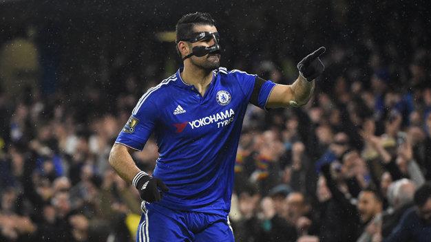 Pedro lập cú đúp, Chelsea vùi dập Newcastle tại Stamford Bridege 1