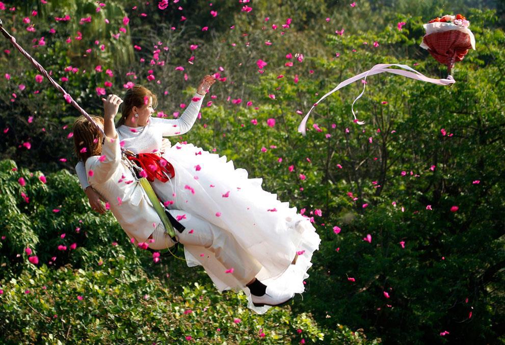 Những phong tục đón ngày lễ Valentine độc đáo trên thế giới 5