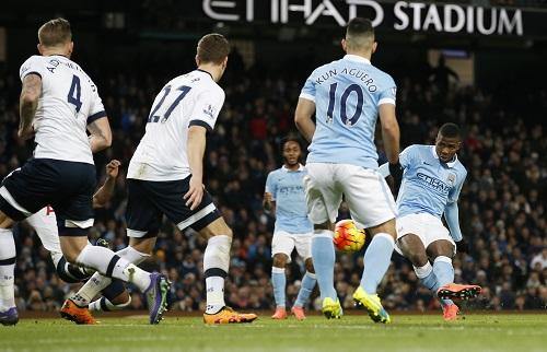 Hình ảnh Đánh bại Man City, Tottenham phả hơi nóng lên Leicester số 1