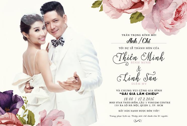 Diễm My 9x và Bình Minh lộ hình cưới lãng mạn 1