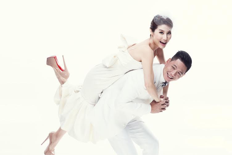 Diễm My 9x và Bình Minh lộ hình cưới lãng mạn 2