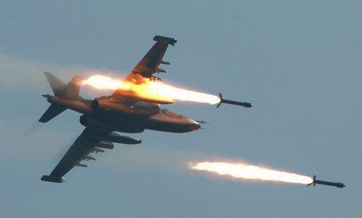 Hình ảnh Obama thúc giục Nga ngừng không kích lực lượng ôn hòa Syria số 1