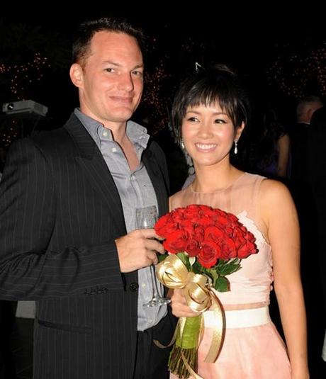 Những đám cưới bí mật của sao Việt 7