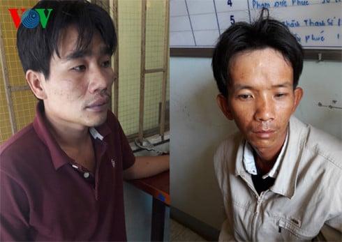 Bắt giam 2 nghi can sát hại