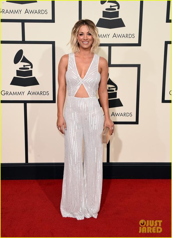 Dàn sao Hollywood lộng lẫy trên thảm đỏ Grammy 2016 15