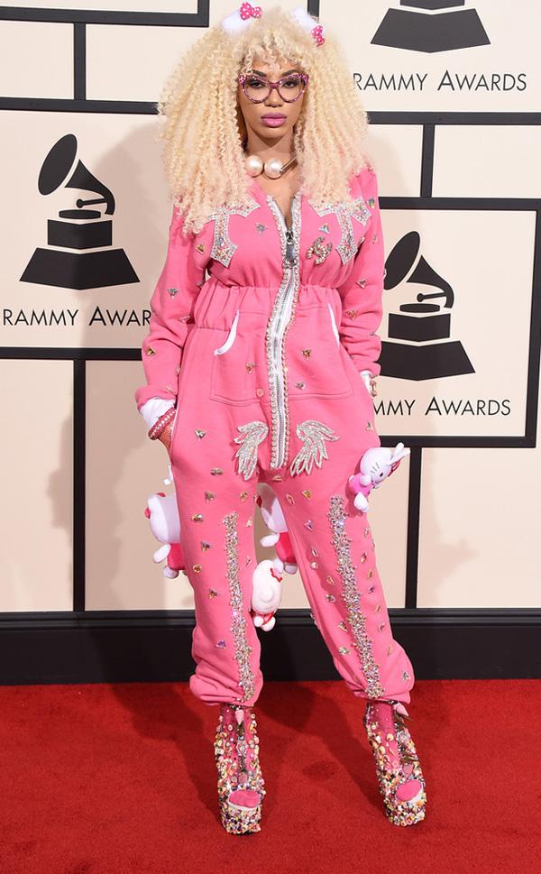 Dàn sao Hollywood lộng lẫy trên thảm đỏ Grammy 2016 19