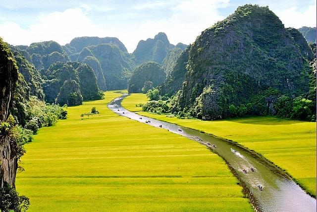 Hình ảnh Tam Cốc - Bích Động - Vịnh Hạ Long trên cạn số 2